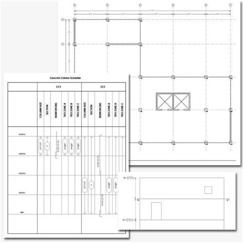 Floor Plan Curtailment by Features Building Analysis And Design Etabs