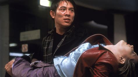 film bagus jet li kiss of the dragon