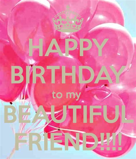 Happy Birthday Quotes To A Wonderful by Beautiful Birthday Quotes For Friends Quotesgram
