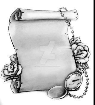rose scroll tattoo designs scrolltattoo explore scrolltattoo on deviantart