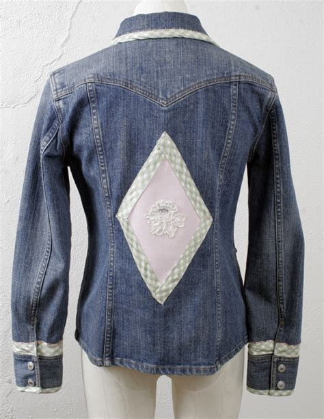 upcycled denim upcycled denim jacket upcycled fashion and accessories