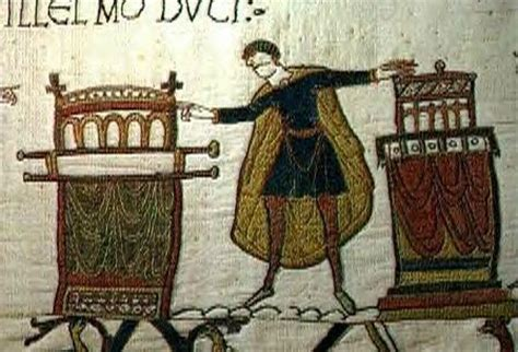 Qui A Fait La Tapisserie De Bayeux by La Tapisserie De Bayeux Le Quot Quot D Une Conqu 234 Te Paperblog