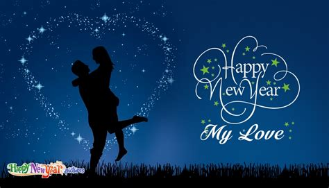 happy new year love happy new year my love
