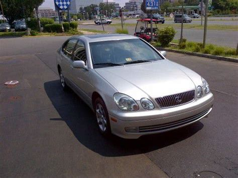 books about how cars work 2002 lexus gs instrument cluster purchase used 2002 lexus gs300 sport design very good condition only 54kmiles in mclean