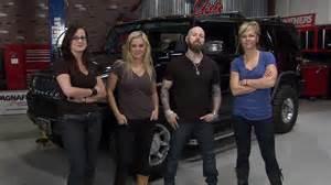 Cristy lee all girls garage wiki cj on velocity tv s all girls garage