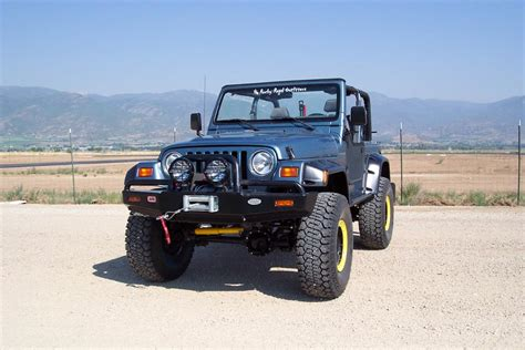 97 Jeep Lift Kit Jeep Wrangler Tj Emu 4 Quot Lift 97 06 The Best Ebay