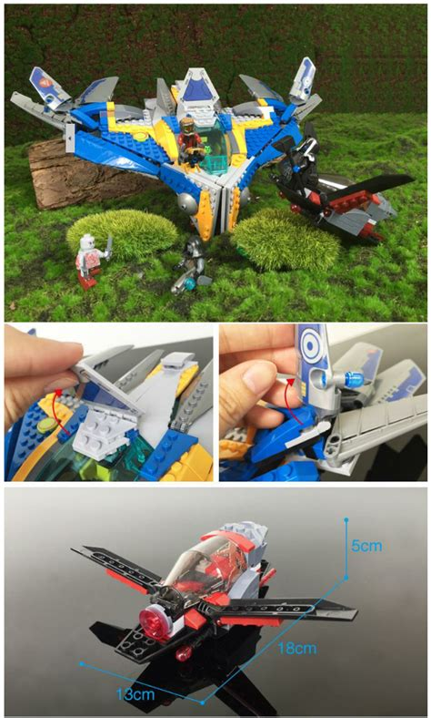 Mainan Berkualitas mainan lego lego kw murah banyak macam jakarta mainan lego kw guardians galaxi pesawat bela