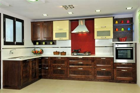 Indian Traditional Home Decor by 10 Beautiful Modular Kitchen Ideas For Indian Homes