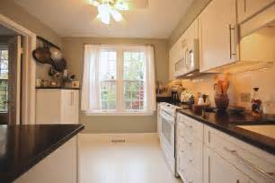 Galley Kitchen Remodel Ideas Pictures - kitchen makeover in arlington va small kitchen remodel northern virginia hambleton construction