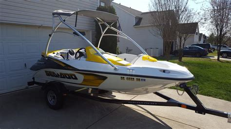 sea doo boat 215 hp sea doo speedster 150 boats for sale