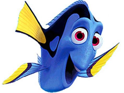 Nemo Wall Stickers clip art of dory from finding nemo clipart