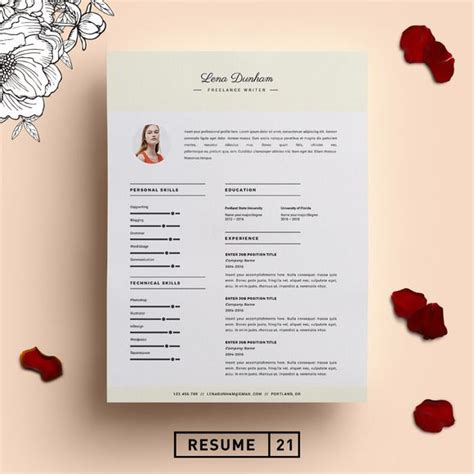 Writer S Resume Template by 1000 Ideas About Resume Templates On Resume