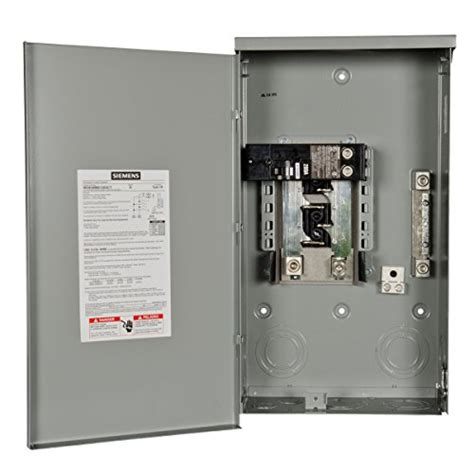 outdoor electrical panel siemens w0404mb1200ct 200 amp outdoor trailer panel