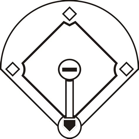 baseball infield diagram baseball diagram