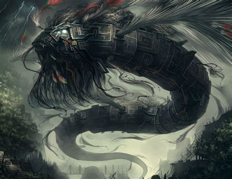 imagenes de dios quetzalcoatl quetzalcoatl dios azteca imagen allenwalker666 en