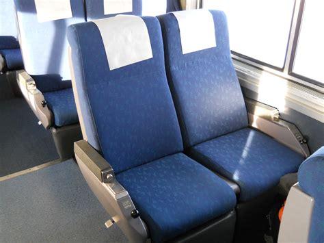amtrak premium seat the alternative way of travel 50 roads