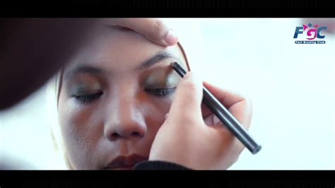 Make Up Oriflame tutorial make up oriflame