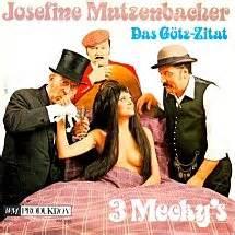 Josefine Mutzenbacher 45cat 3 Mecky S Josefine Mutzenbacher Das G 246 Tz Zitat