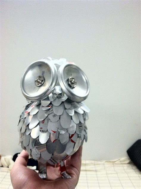 can sculpture 399 best aluminum can crafts images on pinterest