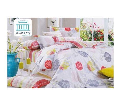 college bedding sets xl xl comforter set college ave bedding college xl sets comforters shams cotton