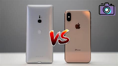 iphone xs vs sony xperia xz3 comparison phim22