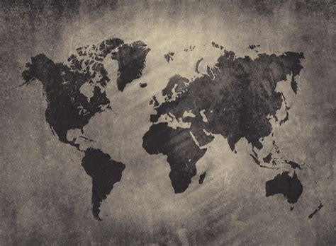 black and white map wallpaper world map wallpaper industrial wallpaper by the