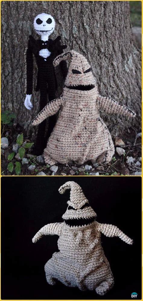 crochet halloween amigurumi  patterns instructions