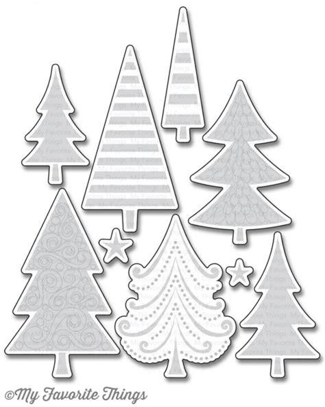 my christmas tree died my favorite things die namics oh trees