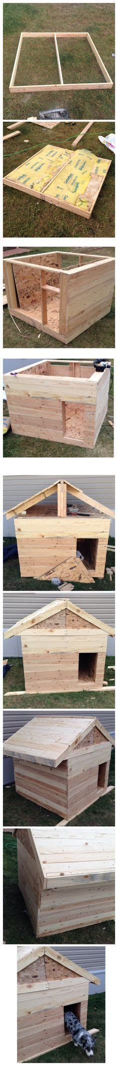 build a heated dog house best 25 insulated dog houses ideas on pinterest