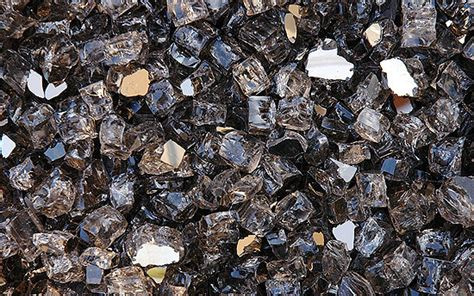 pit glass crystals pit glass for fireplaces