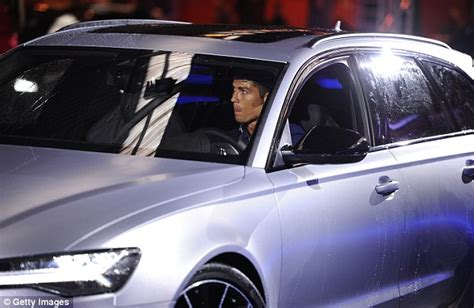 Cristiano Ronaldo Audi by Real Madrid Beat Barcelona In Battle Of The Audis As