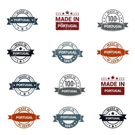 Made In by Made In Portugal St Vector Free