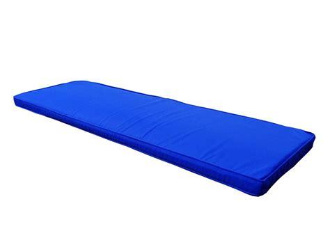 cushion for garden bench 180cm blue bench cushion garden bench cushion blue