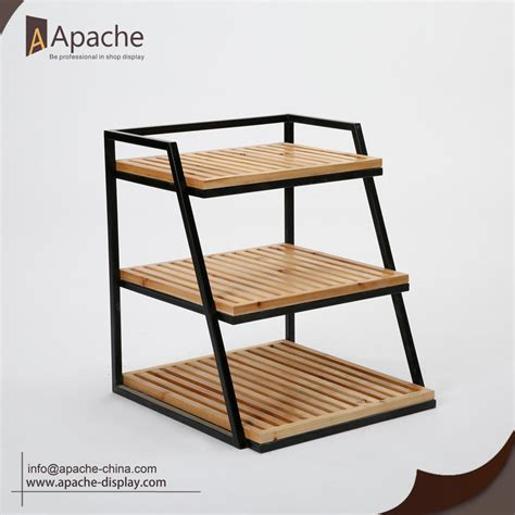 table top display shelves china 3 tier table top display shelves for supermarket