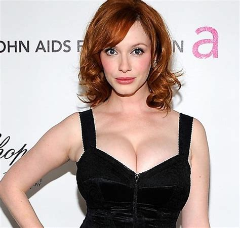large breasted black girl in liberty mutual commercials the best of christina hendricks cleavage photos 49 pics
