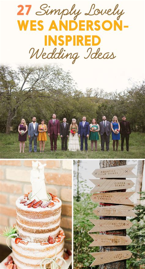 best buzzfeed ideas 27 simply lovely wes inspired wedding ideas