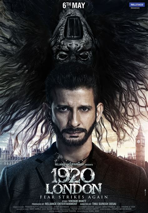 1920 London 2016 Full Movie Poster 1920 London Starring Sharman Joshi And Meera Chopra Bollyspice Com The Latest Movies