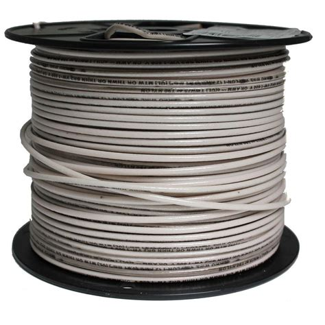 cerrowire 500 ft 14 white stranded xhhw 2 wire 1171