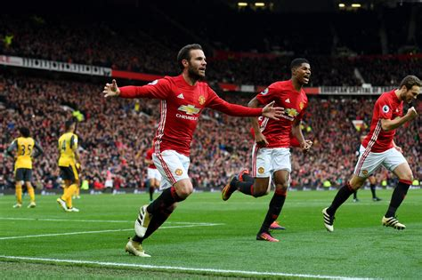 epl match score manchester united vs arsenal score and reaction from