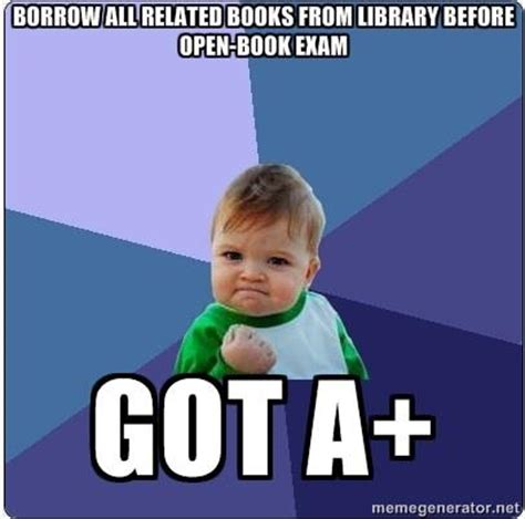 Meme Library - teen tech week library meme contest canton public library
