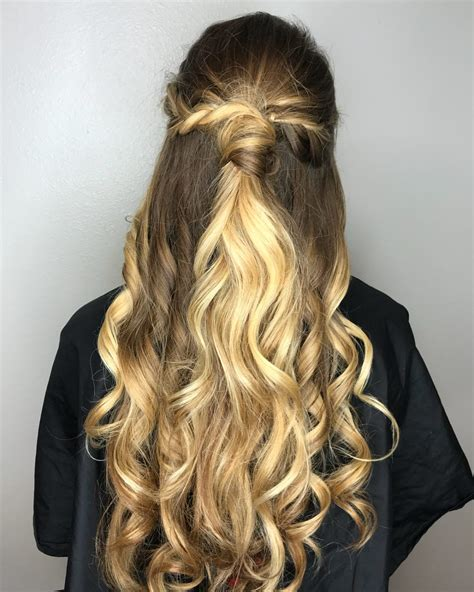 hairstyles for long hair and up 29 prom hairstyles for long hair that are gorgeous
