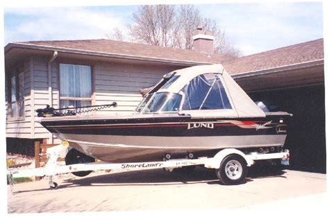 lund boat enclosures great lakes fishing boats for sale