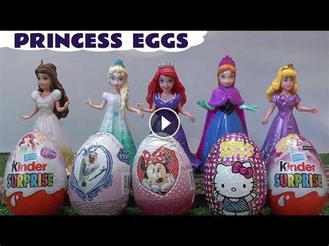 Hello Sanrio Original Versi Princess Cinderella disney princess kinder eggs hello frozen elsa ariel cinderella