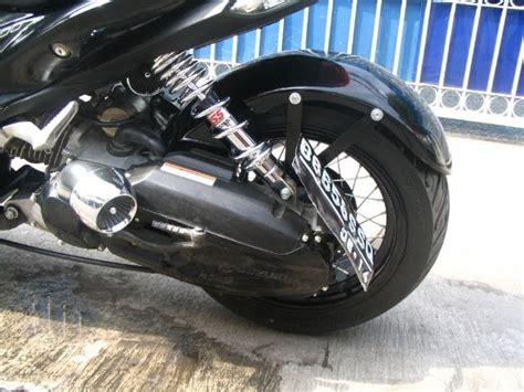 Custom Motor Murah Breket Box Belakang Vario 125 Lama doctor matic klinik spesialis motor matic suzuki sky drive low rider