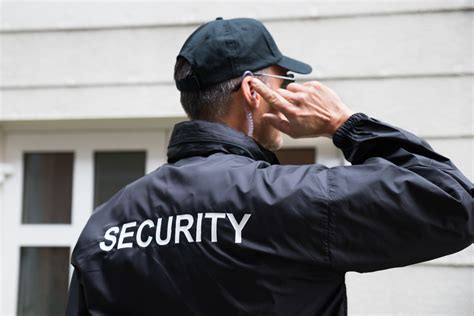 security guard service in los angeles security company