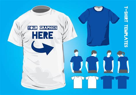 design t shirt with picture 41 blank t shirt vector templates free to download