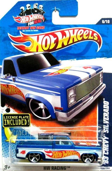 matchbox chevy silverado 1983 chevy silverado wheels 2010 hw racing 166 244