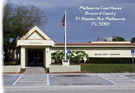 Brevard County Circuit Court Search Brevard County Courthouse Directions