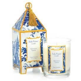 Dewy Maxy seda pagoda candle napoleon lemon