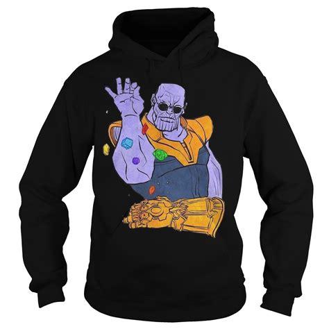 Meme Hoodie - thanos salt bae meme shirt hoodie sweater longsleeve t